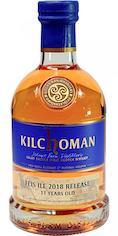 Kilchoman 2007:2018 11yo Ob. Feis Ile 2018 Bourbon barrels #34, 65, 82 & 83 [744 bts] 55.5%.jpg