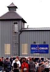 Kilchoman Courtyard