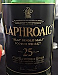 Laphroaig 25yo [2015] Ob. CS Edition 46.8%.jpeg