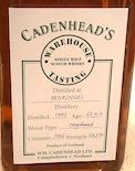 Benrinnes 1995:2019 23yo Cadenhead Warehouse Tasting bourbon hogshead 53.5%.jpeg