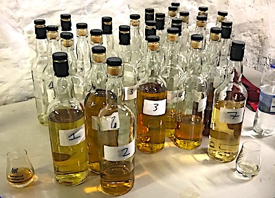 Cadenhead club tasting bottles.jpeg