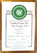 Cooley 1992:2019 11yo:[26yo] Cadenhead Malts Festival 'Big Tasting' single cask 53.4%.jpg