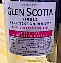 Glen Scotia 1999:2018 19yo Ob. Distillery Edition #6 cask #453 [195 bts] 57.9%.jpeg