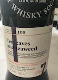 Glen Scotia 2010 7yo SMWS 93.105 Tea Leaves & Seaweed [230 bts] 61.6%.jpeg