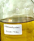 Hazelburn 2000 18yo Un-Ob. Fresh Demerara rum barrel sample 50.3%.jpeg