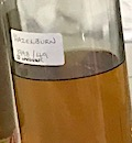 Hazelburn 21yo [2019] Un-Ob. Bourbon cask sample #1998-49 55%.jpeg