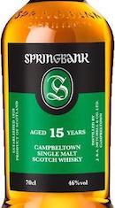 Springbank 15yo [2019] Ob. 46%