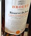 Drouet Reserve de Jean [2019] Ob. Grande Champagne 40%.jpg