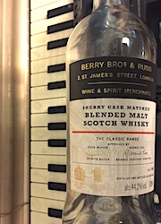 Berry Bros & Rudd Blended Malt Scotch Whisky