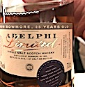 Bowmore 1994:2019 25yo Adelphi Refill Sherry cask #554 [498 bts] 54.2%.jpeg