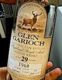 Glen Garioch 1968:1997 29yo Ob. cask #621 56.3%