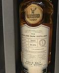 Highland Park 2001:2019 17yo G&M CC CS for TWE 20th Anniversary 1st Fill bourbon cask #19:066 [163 bts] 54.9%