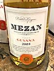 Mezan Guyana 2005:2019 Ob. Single distillery rum 40%.jpeg
