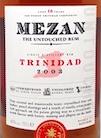 Mezan Trinidad 2003:2019 16yo Ob. [Angostura] Single distillery rum 46%.jpg
