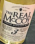 The Real McCoy 3yo [2019] Ob.:FoursquareSingle blended rum batch #0316 40%.jpeg
