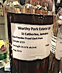 Worthy Park 3yo [2019] Un-Ob. Gunpowder Proof Dark Rum cask sample #4:19 55% [750ml].jpeg