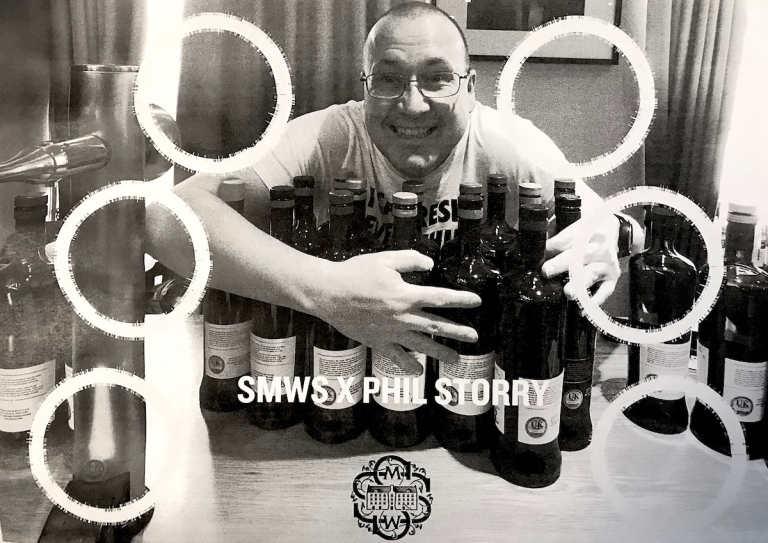 Phil Storry SMWS takeover copy