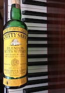 Cutty Sark Blended Scots Whisky [1970's] Ob.:BBR Imported by M. Rossi Jr. gr.43 [75cl].jpg