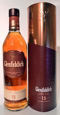 Glenfiddich 15yo [2016] Ob. Unique Solera Reserve 40%.jpg