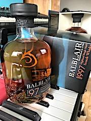 Balblair 1997:2009 1st release