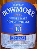 Bowmore 10yo [2014] Ob. Tempest Small Batch Release #5 55.9%.jpg