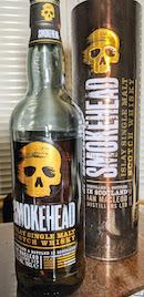 Smokehead [2020] Ob.:Ian Macleod Islay Single Malt 43%