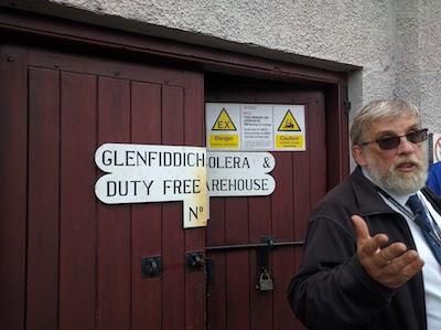 Glenfiddich Warehouse 1