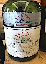 Glenlochy 1965:2003 38yo Old & Rare [171 bts] copy