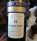 Glenury Royal 1971:1995 23yo Ob. Rare Malts 61.3%.jpeg