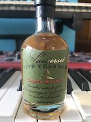 Somerset Cider Brandy Co 5yo [2020]